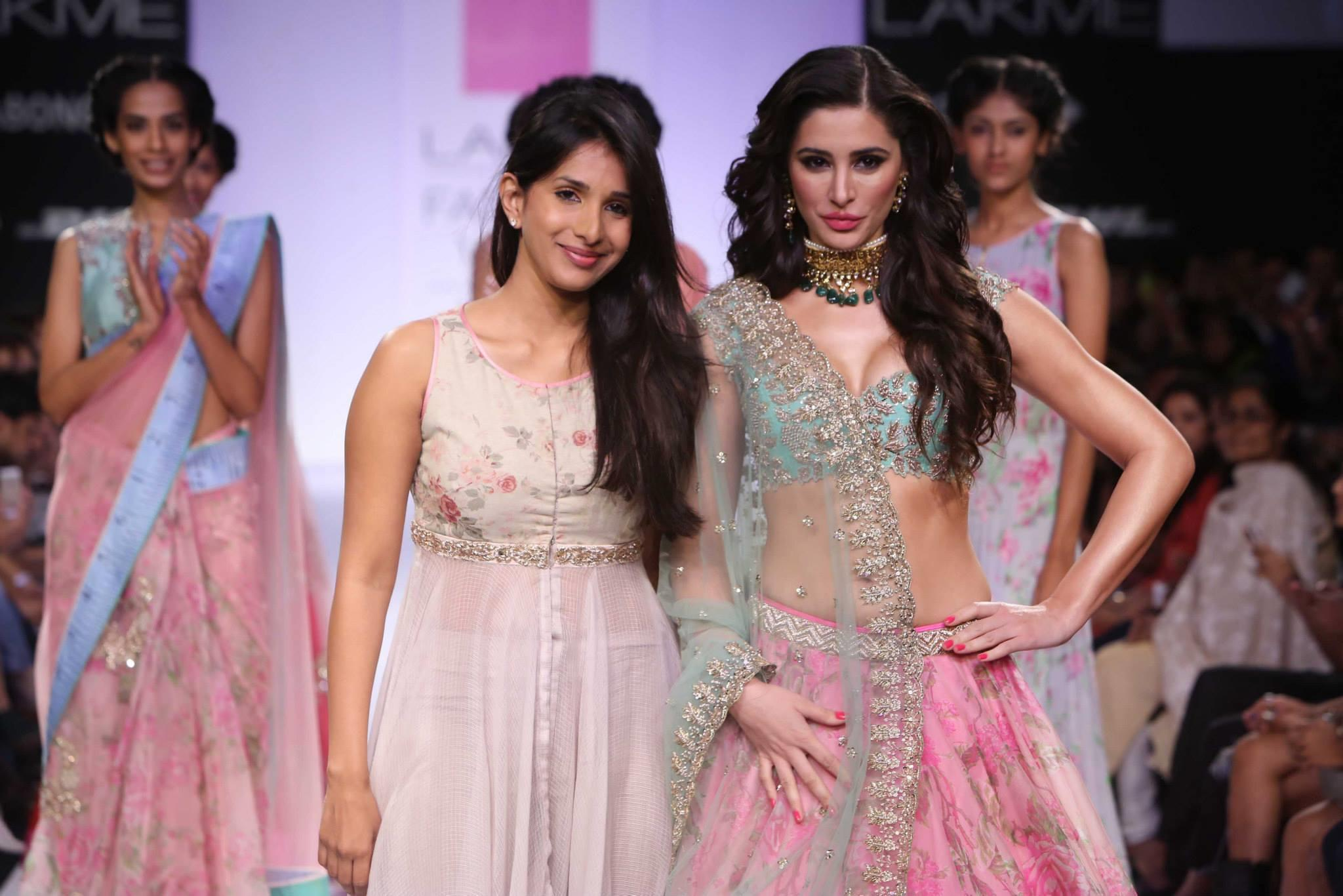 Lakme Fashion Week Winter 2014 - Anushree Reddy