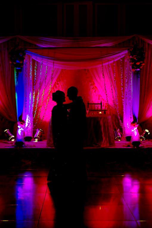 Bethesda Hyatt Indian Wedding Reception (4)