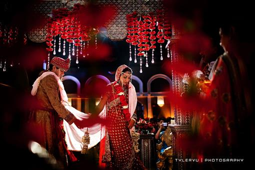 Casa Real Hindu Wedding by Tyler Vu Photography - 2