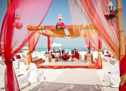 Destination Hindu Indian Wedding in Dubai