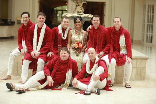 Georgia Catholic and Hindu Fusion Indian Wedding