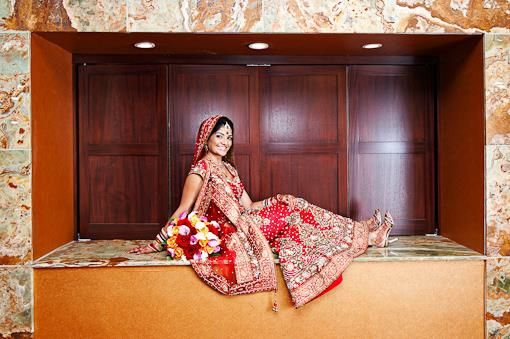 Gorgeous Indian Wedding Portraits by Photographick Studios (3)