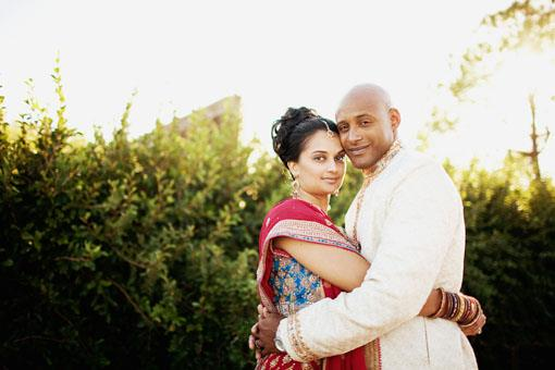Indian and African Multicultural Wedding