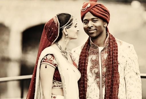 Fusion Virginia Hindu Wedding by Keith Cephus Photography - 1
