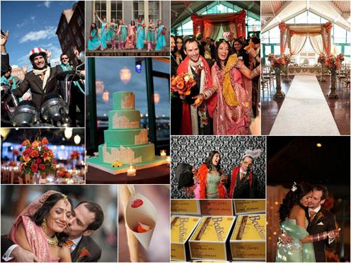 Indian Wedding Inspiration Boards