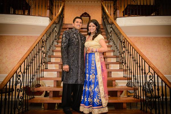 21a-indian-wedding-bride-and-groom-portrait-blue-lengha