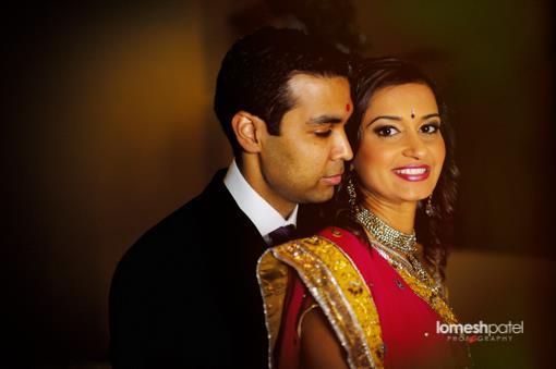 Modern Indian Reception with Manish Malhotra Lehenga - 3