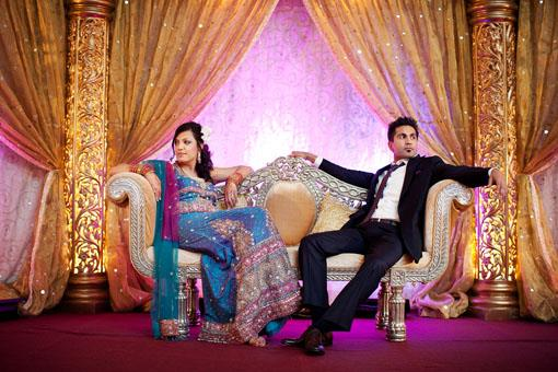 Nepali and Punjabi Wedding Reception - Sraddha & Harmit IV