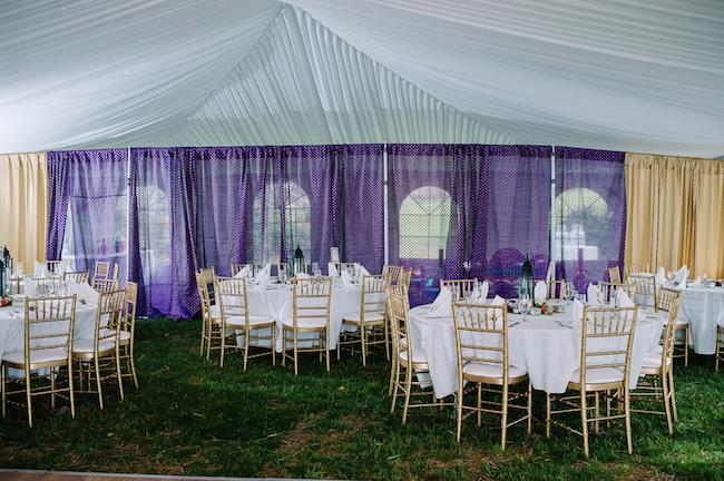 29a indian wedding reception tent