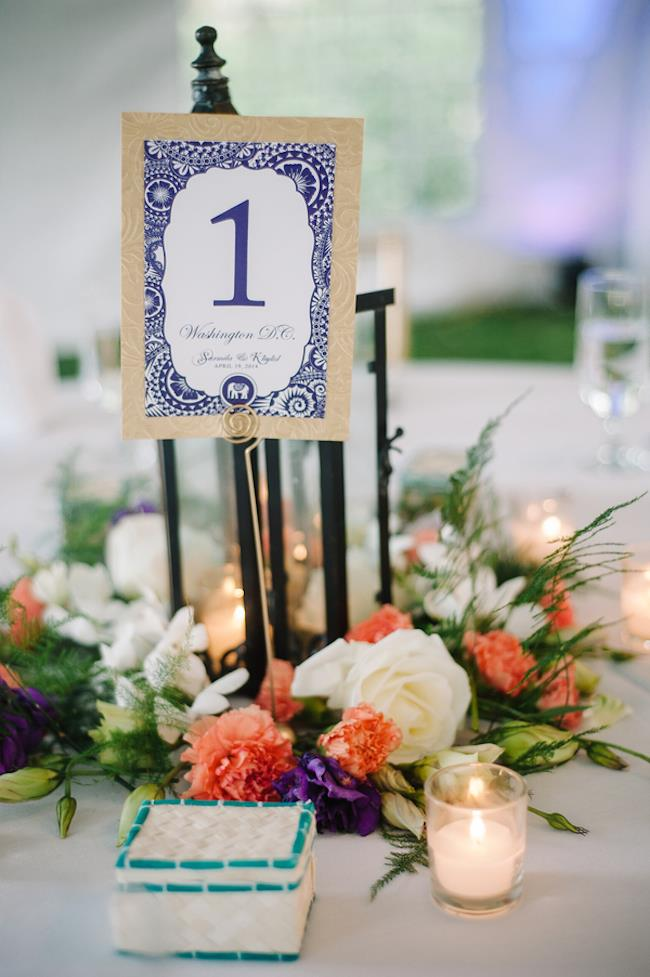 33a indian wedding table numbers