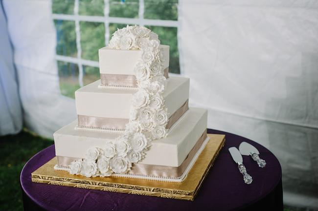36a indian wedding three tier cake