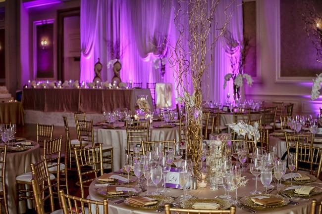31aindian wedding reception decor