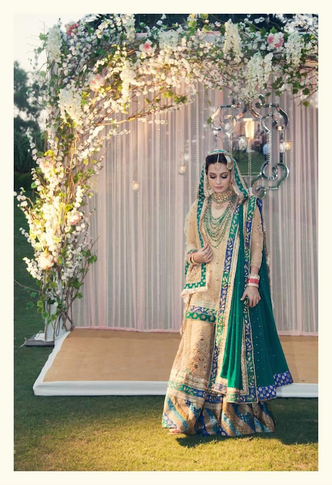 7 Dia Mirza wedding ceremony
