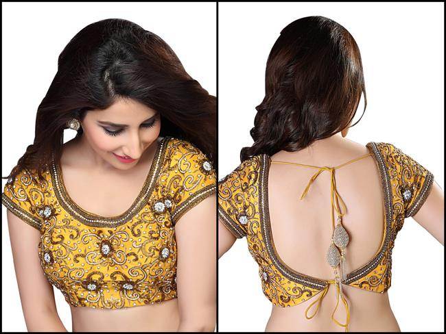 Saris-and-Things-yellow-traditional-zardozi-embroidered-blouse