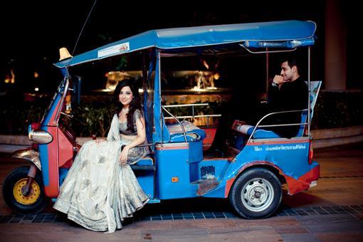 Thailand Indian Wedding Reception