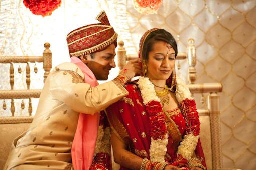 Traditional Pittsburgh Indian Wedding by Craig Photography