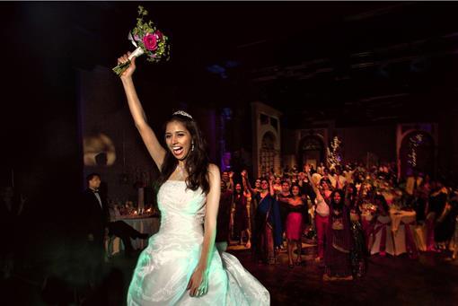 Interfaith Indian Wedding by Uma Sanghvi Photography