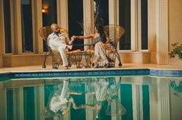 Underwater Engagement Session by Z Molu Photography