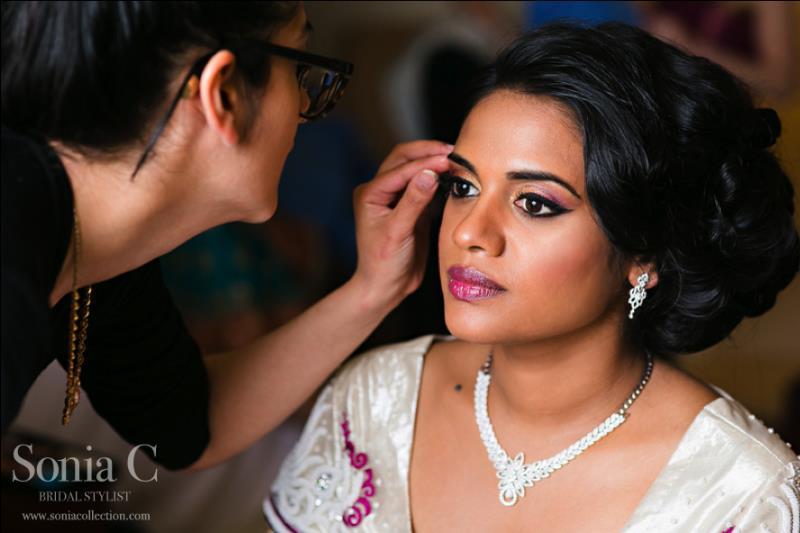 sonia c bridal makeup