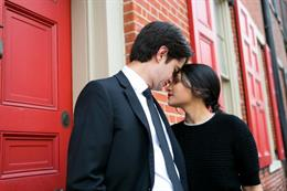 Philadelphia Post Wedding Session by Lindsay Docherty Photography