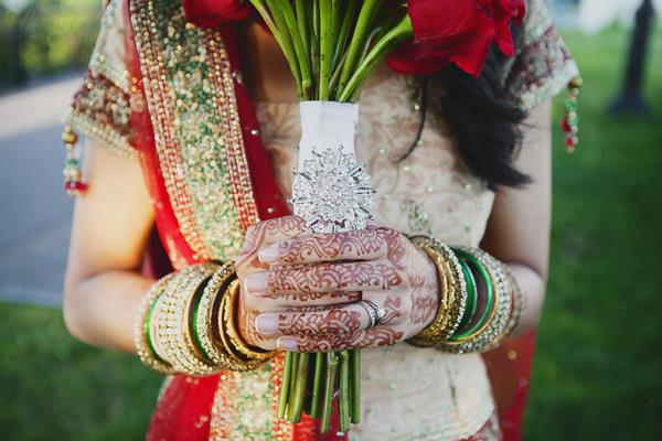 26a indian wedding flowers