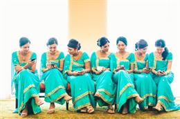 North Carolina South Indian Wedding by Vesic Photography