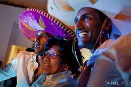 Cancun Destination Indian Wedding by Daniel Diaz Photography
