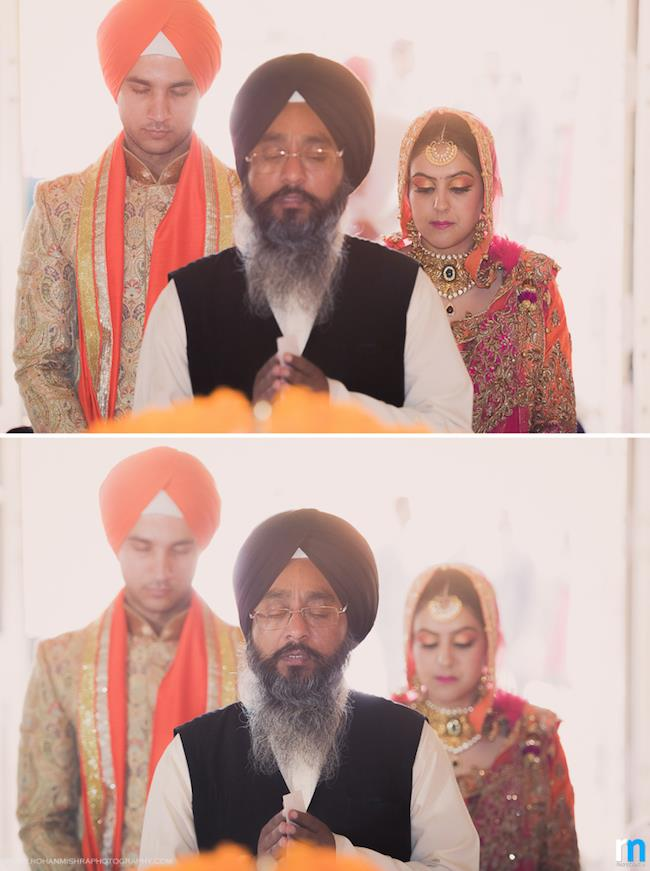 26a indian wedding sikh ceremony