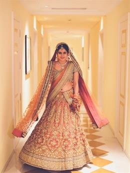 Fairytale Destination Wedding in Jaipur