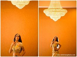 Chicago Indian Fashion Shoot by Featured Vendor Rahul Rana Photography